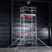 4m One Man Quick Assembly Towers - MiTOWER (For Hire)